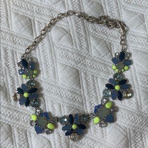 Stella & Dot gem necklace